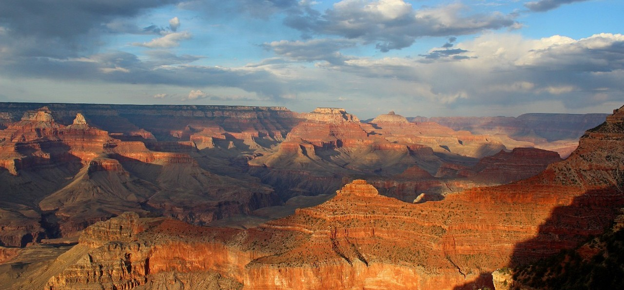 Grand Canyon, USA, Ausschnitt (Bild: DomCarver, Pixabay)
