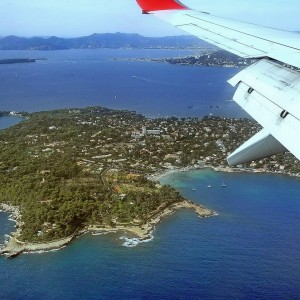 Frankreich, Côte d'Azur, Flug, Flugzeug, Landung, Flüge, Flights, Flugzeug, Flugsuche, Flight Comparison, Cheap Flights, Flügel, Plane