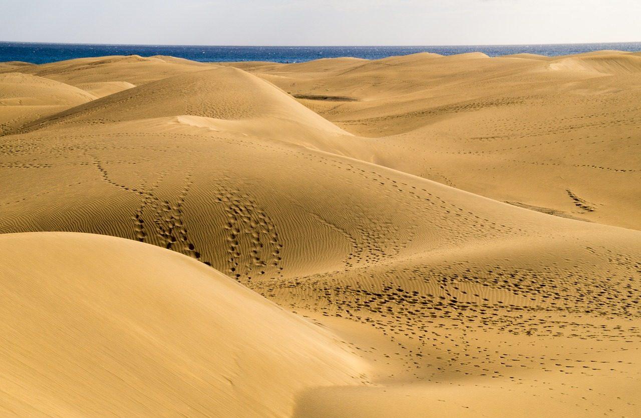Gran Canaria, Canary Islands, Spain, Singles Holidays, Solo Travel, Singles Vacations (Image: Hobbyfoto, Pixabay)