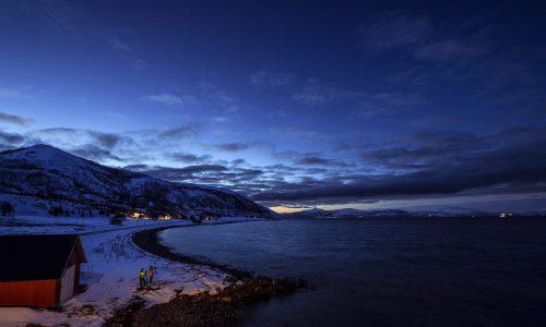 Island, Winter, Schnee