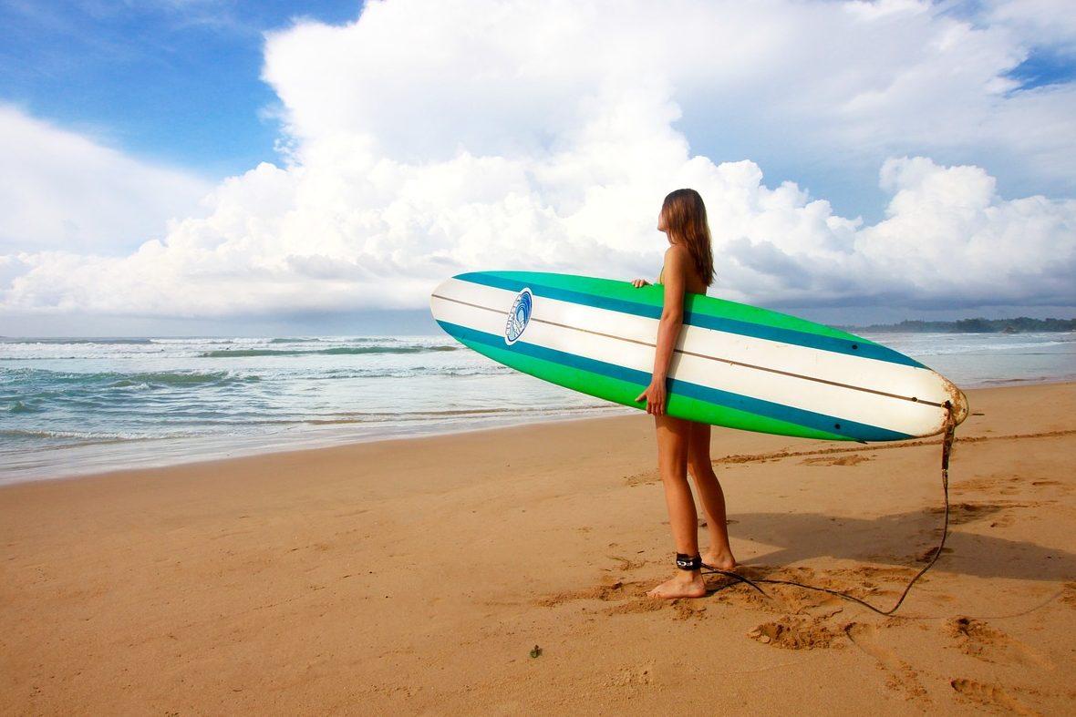 Surfing, Surfen, Reisende, Australien, Reisende