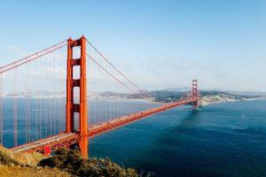 USA, Golden Gate Bridge, San Francisco, US Westküste, Kalifornien, Singlereisen, Reisen für Alleinreisende