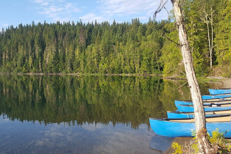 Canada, Canoe, Adventure, Lake, Adventure Tours, Adventure Travel, Adventure Holidays, Singles Holidays, Solo Travel, Singles Vacations (Image: emmaw, Pixabay)