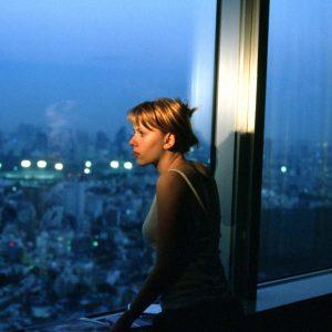 "Scarlett Johansson im ""Lost in Translation Hotel"""