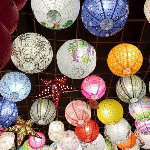 China, Lampions