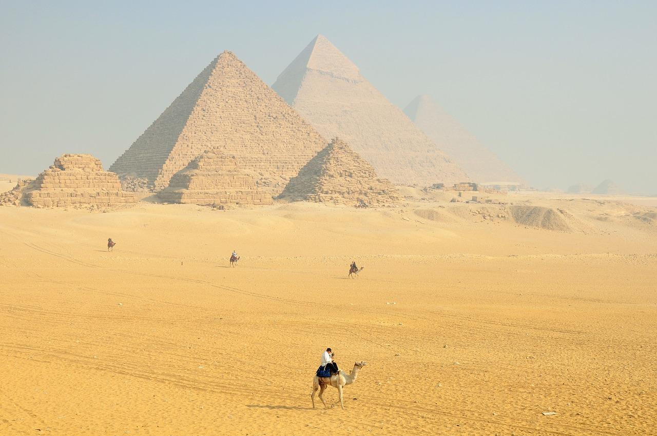 Ägypten, Pyramiden, Afrika, Singlereisen, Solo Travel, Singlereisen, Solo Travel (Bild: NadineDoerle, Pixabay)